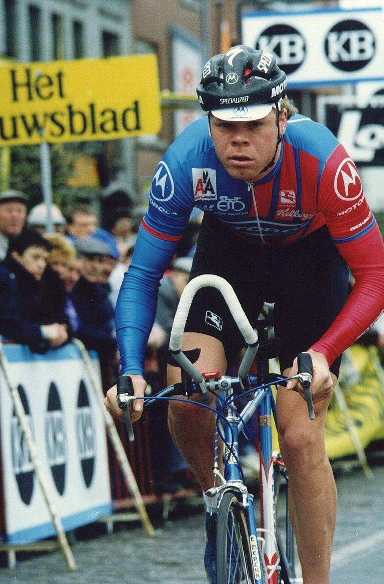 Michel Zanoli 1996. Beeld ANP