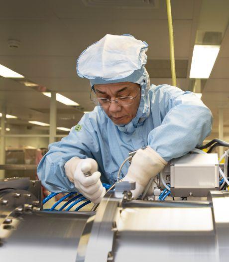 Volgend jaar stijf uitverkocht; ASML kan vraag naar chipmachines nauwelijks bijbenen