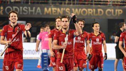 LIVE. Bereiken Red Lions voor het eerst WK-finale?