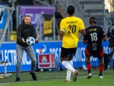 NAC-trainer Steijn denkt niet aan opstappen
