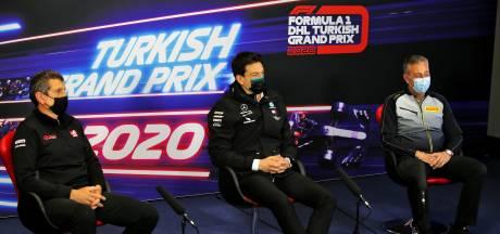 Pirelli-baas test positief bij GP van Turkije