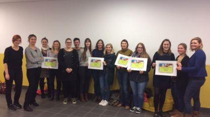 Nieuwe lichting taalbeleidsexperten gevierd