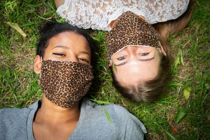 Doesburgse minima krijgen binnenkort een gratis herbruikbaar mondmasker.