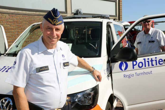 Roger Leys is 20 jaar korpschef geweest.