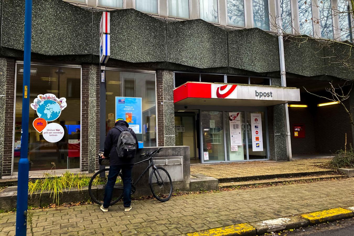 Het Vredegerecht en oude Postkantoor van Kontich.