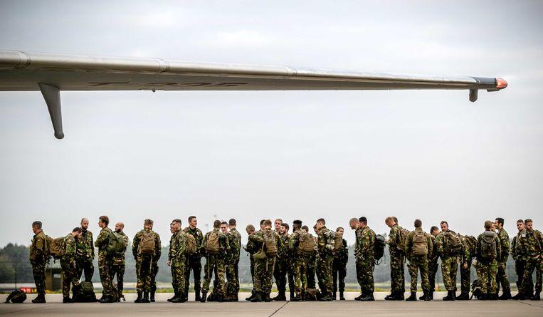 NAVO-oefening Trident Juncture. Beeld ANP