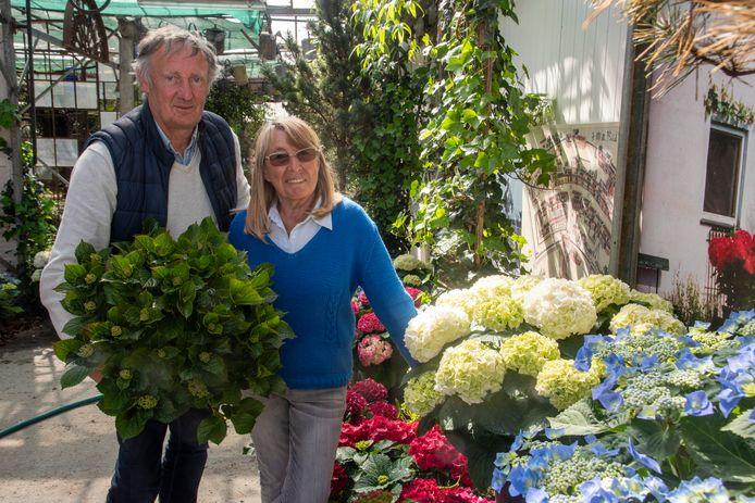 Guy en Bea Pieters.