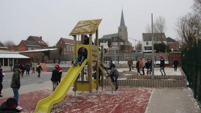 Inhuldiging speelplaats 't Kwikstaartje sluitstuk van 12 jaar renovatiewerken