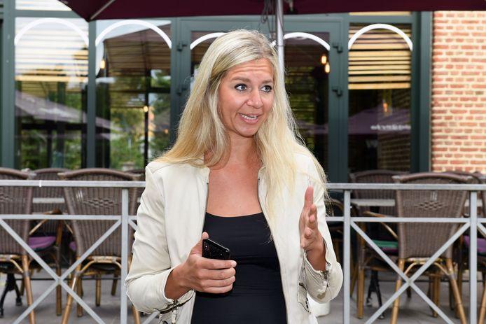 Communicatieschepen Gwenny De Vroe (Open Vld).