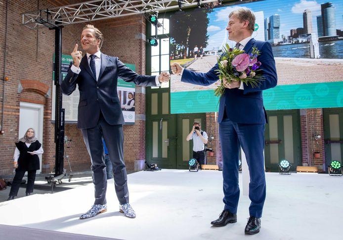 Minister Hugo de Jonge won in juli de lijsttrekkersverkiezing van het CDA en bombardeerde zijn tegenkandidaat Pieter Omtzigt direct als zijn running mate.