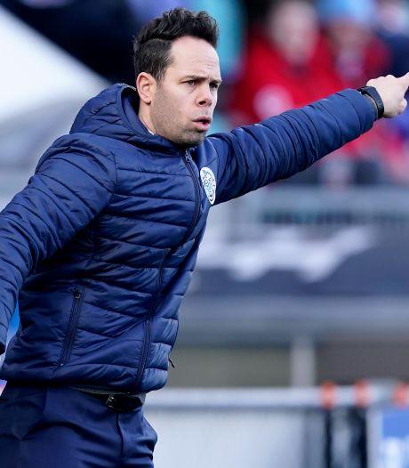 Dagen Erik van der Ven bij FC Den Bosch lijken geteld