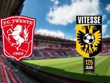 FC Twente ontvangt haperend Vitesse