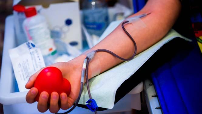 Rode Kruis doet dringende oproep naar bloeddonoren