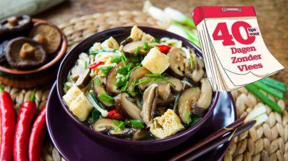 Joy Anna verklapt haar geheime ingrediënt voor een lekkere vegetarische maaltijd