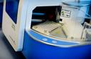 In deze machine wordt RNA-materiaal klaargemaakt om tot de daadwerkelijke analyse over te kunnen gaan.
