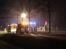 Meerdere gewonden bij ernstig ongeluk in Luttelgeest