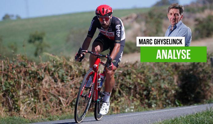 Onze chef wielrennen over de Belgen in de Tour, onder wie Thomas De Gendt.