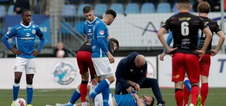 Alexander Laukart twee tot vier weken aan de kant bij FC Den Bosch