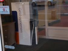 Geldautomaat in gemeenschapshuis Venhorst gekraakt, maar daders krijgen het geld niet mee