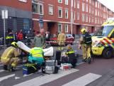 Bezorger zwaargewond na aanrijding Den Haag