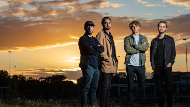 Nijmeegse band INDIGO wil Nederland veroveren: 'Een show op Down the Rabbit Hole zou heel vet zijn'