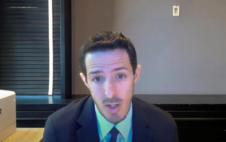 Gabriel Plotkin, CEO van Melvin Capital Management.
