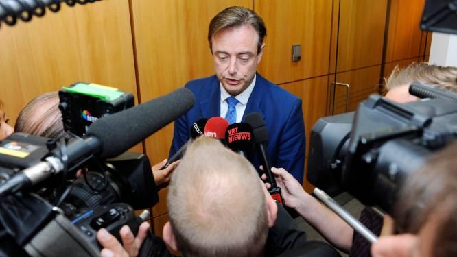 """Bart De Wever: """"VS niet aanzetten om te kiezen voor isolationisme"""""""