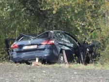 Zeventiger belandt in gracht na spectaculair ongeval in Brugge