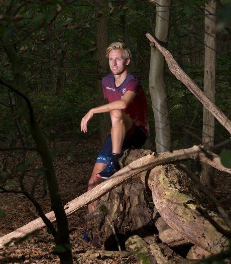Wie zijn de concurrenten van marathonman Frank Futselaar?