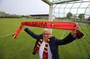 Piet De Groote is ook sportliefhebber en KFC Heist-voorzitter.