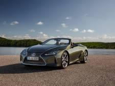 'Guilty Pleasure': rijden met de Lexus LC 500 Convertible