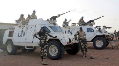 Aantal vredestroepen is wereldwijd verder afgenomen