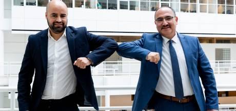 Gemist? Denk en Islam Democraten gaan samen in Den Haag en achttiende auto klapt op horrorpoller