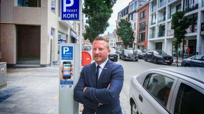Parkeren in Kortrijk vanaf augustus fors duurder