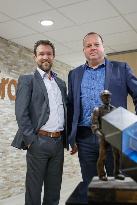 Weer topjaar voor bouwbedrijf BVR uit Roosendaal:  minder omzet, maar verdubbeling van de winst