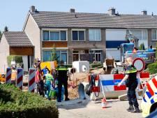 Man raakt zwaargewond door ongeval met stroomkabel in Cuijk, stroomstoring opgelost