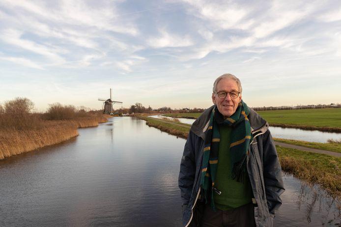 Jan Willem van Rijn van Alkemade woordvoerder beonersvereniging Het Rietveld