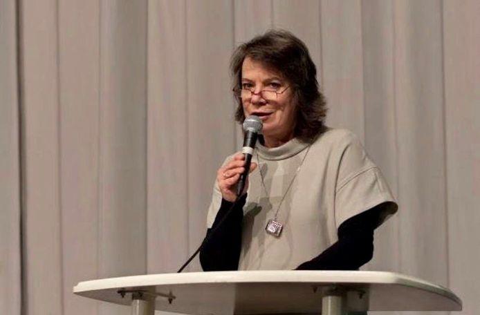 Burgemeester Liesbeth Verstreken behoudt haar sjerp in Zoersel.