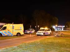 Politieauto botst met fietser in Vlissingen