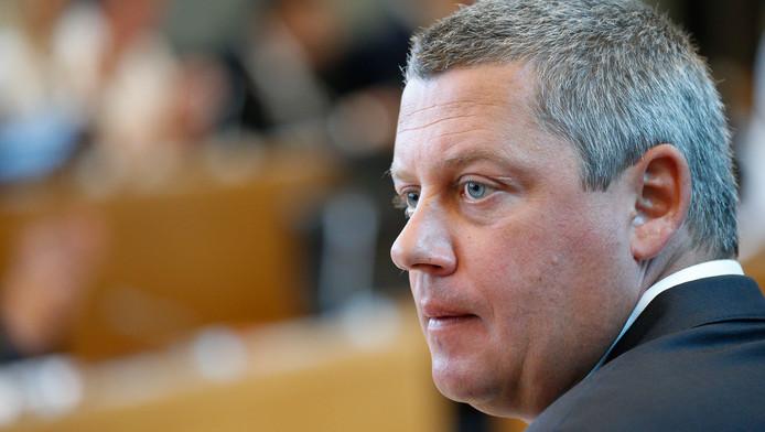 Dimitri Fourny, chef de groupe cdH au Parlement wallon.