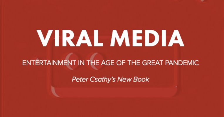 Viral Media – Entertainment in the Age of the Great Pandemic Beeld RV