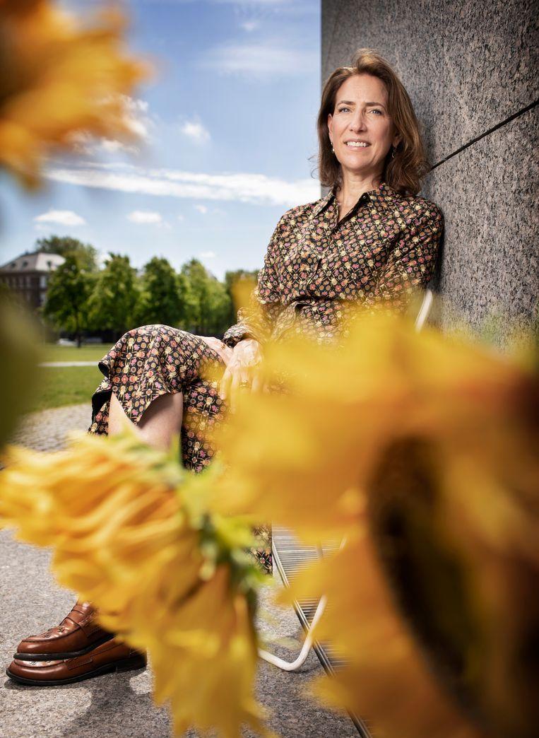 Emilie Gordenker. Beeld Harmen de Jong