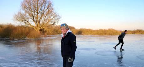 Rien de Roon (79) won vele schaatsprijzen, maar gaat voor geen goud het ijs meer op: 'Ik schaats niet mooi meer'