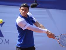 Tallon Griekspoor blijft maar winnen en staat in Napels weer in finale