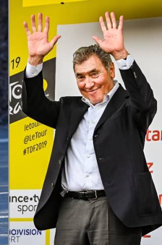 """Dom? Naïef? Eddy Merckx snapt kritiek op aanvalslust Alaphilippe en Van der Poel niet: """"Koers is geen computerspel, hé"""""""