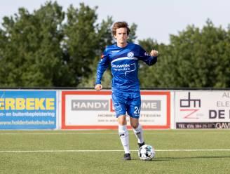 Geneeskundestudent Benoit Vermeer zit bij Eendracht Elene-Grotenberge na zeven matchen aan zes goals