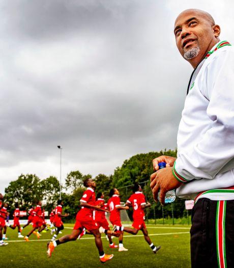 Bondscoach Dean Gorré heeft wel 200 namen in gedachten voor Suriname