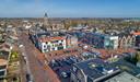 Overzichtfoto van het centrum van Schaijk