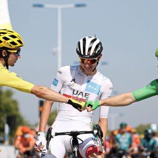 Wie zijn Roglic en Pogacar, de Sloveense vrienden die nu strijden om de Tourwinst?