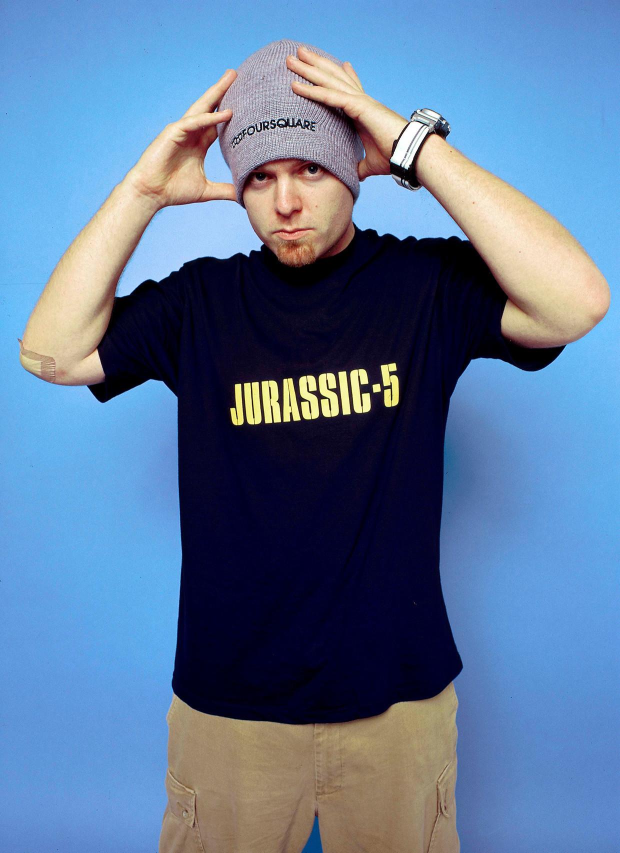 DJ Shadow Beeld Redferns